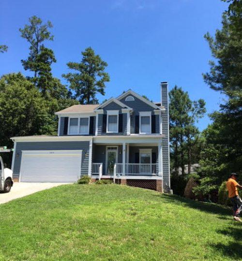 Wake County Kimberly Painting & Home Improvement 8