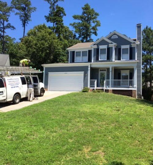 Wake County Kimberly Painting & Home Improvement 9